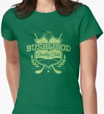 Bushwood Country Club Women's Fitted T-Shirt