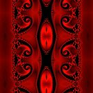 Blood Red Tapestry by 319media