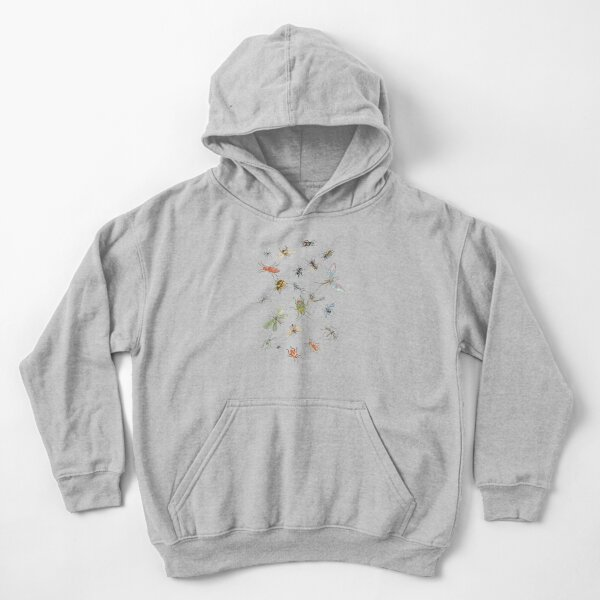 Kids UnisexCaution I Love Talking About Glen Hansard Hooded Sweatshirt