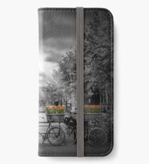 AMSTERDAM Herengracht  iPhone Flip-Case/Hülle/Skin
