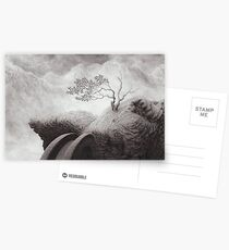 The Lost Road Greeting Card