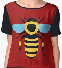 Honey Bee I Chiffon Top