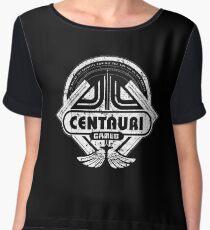 Centauri Games Women's Chiffon Top