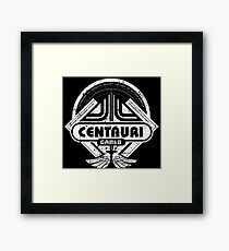 Centauri Games Framed Print