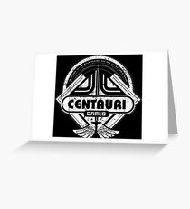 Centauri Games Greeting Card
