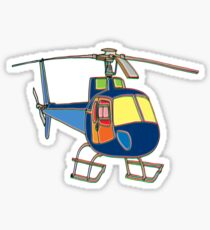 Chopper Sticker