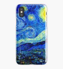 Starry Night by Van Gogh iPhone Case/Skin