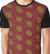 Coastal Redwood Cone Graphic T-Shirt