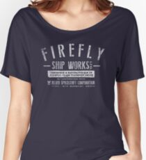 Firefly Ship Works Women's Relaxed Fit T-Shirt