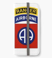 82nd Airborne Ranger iPhone Wallet/Case/Skin