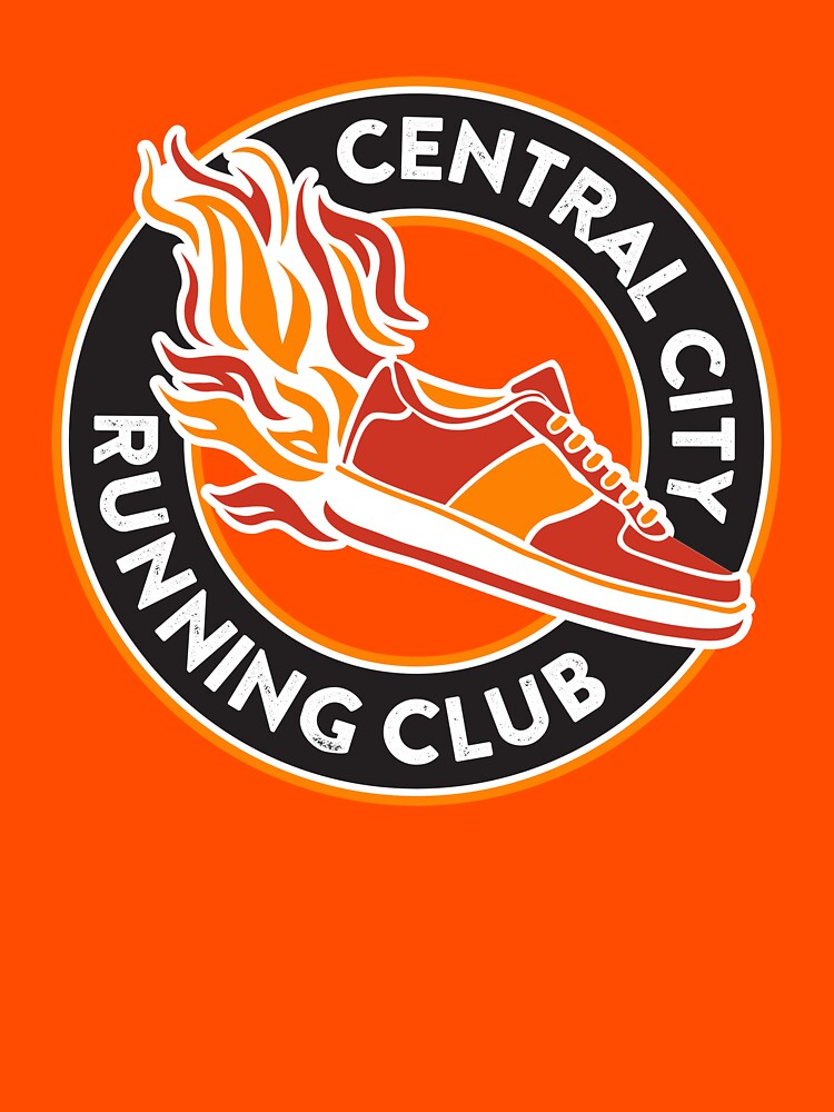 Central City Running Club by Mindspark1