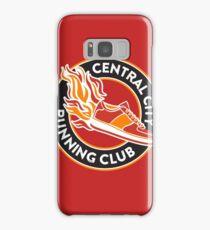 Central City Running Club Samsung Galaxy Case/Skin