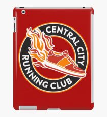 Central City Running Club iPad Case/Skin