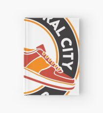 Central City Running Club Hardcover Journal