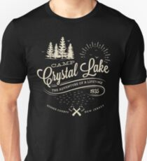 Camp Kristallsee Slim Fit T-Shirt