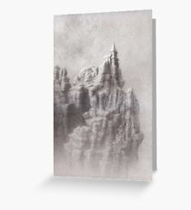 A Higher Calling (Card Format) Greeting Card