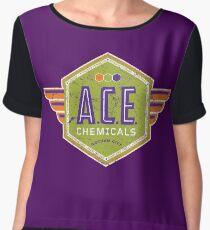 A.C.E. Chemicals Chiffon Top