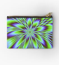 Trippy Burst Studio Pouch