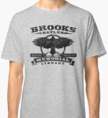 Brooks Memorial Library Classic T-Shirt