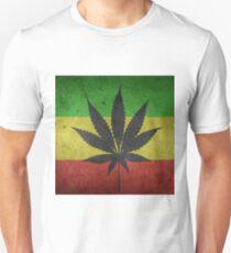 Hanf Drugs Marijuhana Unisex T-Shirt