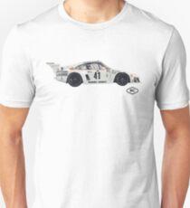 Le Mans Legend by Robert Charles Designs T-Shirt