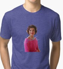 Jackie Kennedy Tri-blend T-Shirt