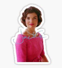 Jackie Kennedy Sticker
