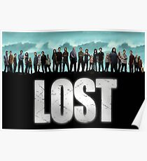lost cast Poster