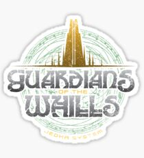 Guardians of the Whills Sticker