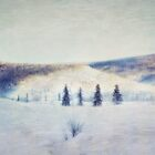 The four evergreens by Priska Wettstein
