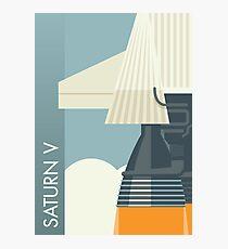 Saturn V Photographic Print