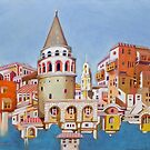 Memory of Istanbul by federico cortese