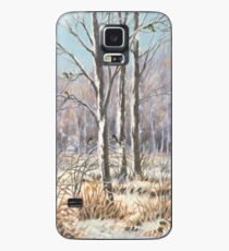 Winter etude - 1 Case/Skin for Samsung Galaxy
