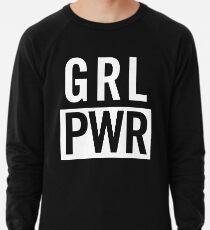 GRL PWR Leichter Pullover