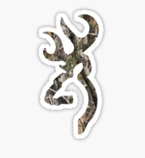 Pegatina Browning - Realtree AP