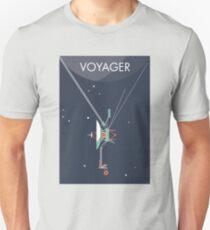 Voyager program space probe Unisex T-Shirt