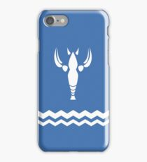 Crayfish Design iPhone Case/Skin