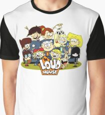 The Loud House Graphic T-Shirt