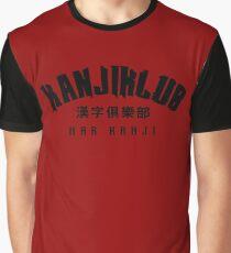 Kanjiklub Graphic T-Shirt