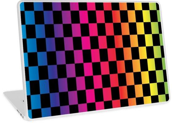 Mehrfarbige Schecks von ArtfulDoodler