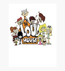 In the Loud House Photographic Print