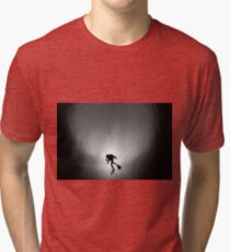 Shadow in Snell's Window Tri-blend T-Shirt