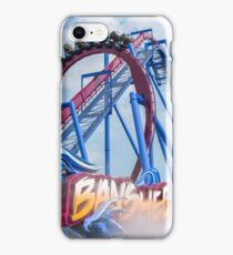 Banshee Roller Coaster  iPhone Case/Skin