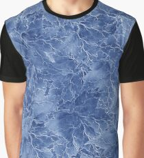 Frozen Leaves 14 Graphic T-Shirt