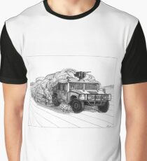 Dusty Trail Graphic T-Shirt