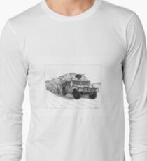 Dusty Trail Long Sleeve T-Shirt