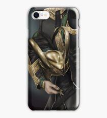 Helmet Series Loki iPhone Case/Skin