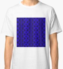 Blue Zentapestry Classic T-Shirt