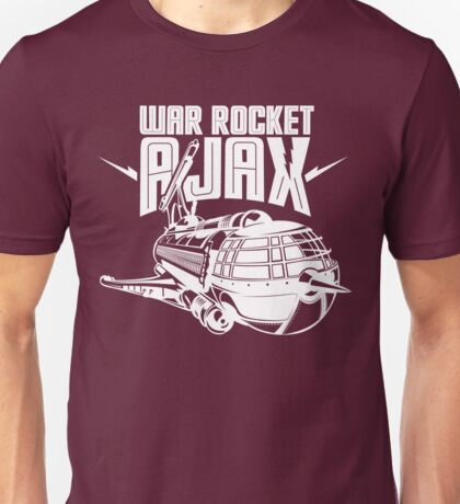War Rocket Ajax Unisex T-Shirt