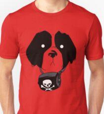 saga sweet boy Saint Bernard Unisex T-Shirt